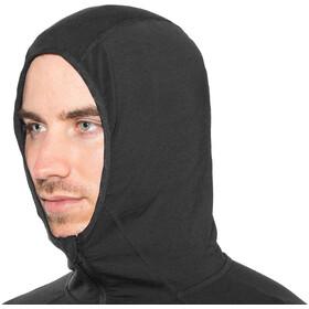 inov-8 Merino Koszulka do biegania z długim rękawem Mężczyźni, black